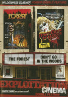 Forest, The/ Dont Go In The Woods (Double Feature)   Movie