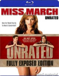 Miss March: Unrated - Fully Exposed Edition Blu-ray