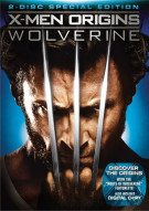 X-Men Origins: Wolverine - 2 Disc Special Edition Movie