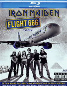Iron Maiden: Flight 666 - The Film Blu-ray