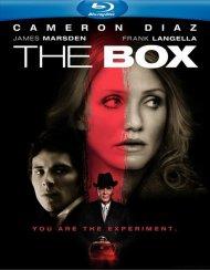 Box, The Blu-ray
