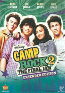 Camp Rock 2: The Final Jam - Extended Edition Movie