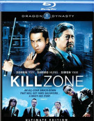 Kill Zone Blu-ray
