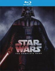 Star Wars: The Complete Saga Blu-ray