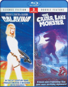 Galaxina / Crater Lake Monster (Double Feature) Blu-ray