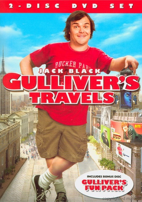 Gullivers Travels (w/ Gullivers Fun Pack) Movie