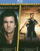 Braveheart / Gladiator (2 Pack) Blu-ray