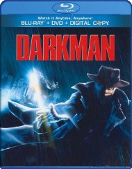 Darkman (Blu-ray + DVD + Digital Copy) Blu-ray