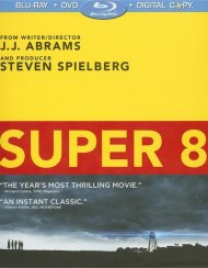 Super 8 (Blu-ray + DVD + Digital Copy) Blu-ray