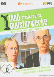 1000 Masterworks: American Realism Of The 20th Century Movie