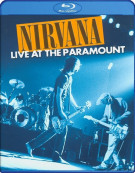 Nirvana: Live At Paramount Blu-ray