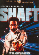 Shaft: The TV Movie Collection Movie
