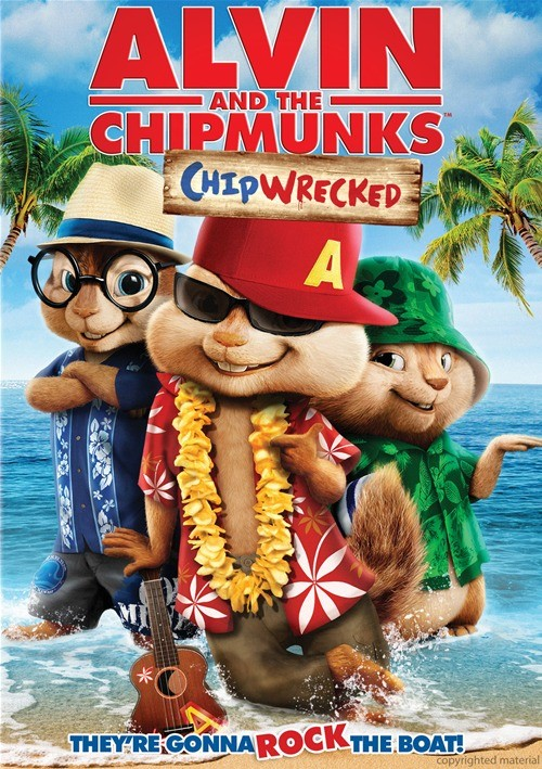 Alvin And The Chipmunks: Chipwrecked Movie