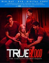 True Blood: The Complete Fourth Season (Blu-ray + DVD + Digital Copy) Blu-ray