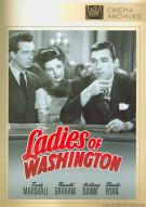 Ladies Of Washington Movie