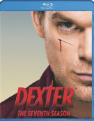 Dexter: The Seventh Season Blu-ray