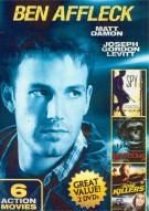 6 Movie Collection: Affleck & Damon Movie