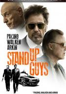 Stand Up Guys (DVD + Digital Copy + UltraViolet) Movie