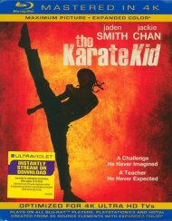 Karate Kid, The (Blu-ray + UltraViolet) Blu-ray
