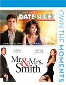 Date Night / Mr. & Mrs. Smith (Double Feature) Blu-ray