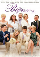 Big Wedding, The (DVD + Digital Copy + UltraViolet) Movie