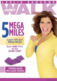 Leslie Sansone: 5 Mega Miles Movie