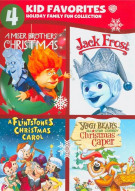 4 Kids Favorites: Holiday Family Fun Movie