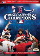 2013 Boston Red Sox: The Official World Series Film Movie