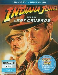 Indiana Jones And The Last Crusade (Blu-ray + UltraViolet) Blu-ray