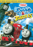 Thomas & Friends: Spills & Thrills Movie