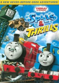 Thomas & Friends: Spills & Thrills Movie