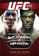 UFC 175: Weidman VS Machida Movie