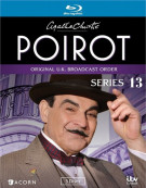 Agatha Christies Poirot: Series 13 Blu-ray