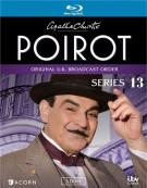Agatha Christies Poirot: Series 13 Blu-ray