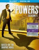 Powers: Season 1 Blu-ray