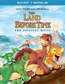 Land Before Time, The (Blu-ray + UltraViolet) Blu-ray