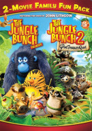 Jungle Bunch 2-Movie Family Fun Collection Movie
