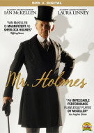 Mr. Holmes (DVD + UltraViolet) Movie