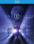 X-Files, The: The Complete Eighth Season Blu-ray