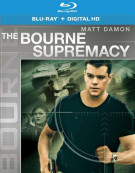 Bourne Supremacy, The (Blu-ray + UltraViolet) Blu-ray