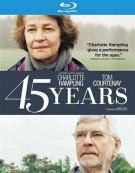 45 Years Blu-ray