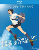 Girl Who Leapt Through Time, The: The Movie (Blu-ray + DVD + UltraViolet) Blu-ray