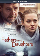 Fathers And Daughters (DVD + UltraViolet) Movie