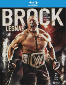 WWE: Brock Lesnar - Eat.. Conquer. Repeat. Blu-ray