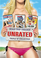 Road Trip Unrated Trilogy: Euro Trip/ Road Trip/ Road Trip: Beer Pong Movie