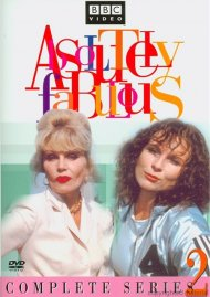 Absolutely Fabulous: Complete Series 2 Movie
