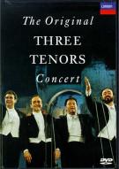 Original Three Tenors Concert, The (Polygram) Movie