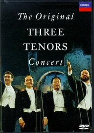Original Three Tenors Concert, The (Polygram) Movie