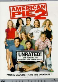 American Pie 2: Unrated Collectors Edition Movie
