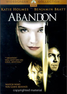 Abandon (Widescreen) Movie